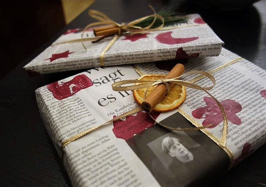 Geschenkpapier 3